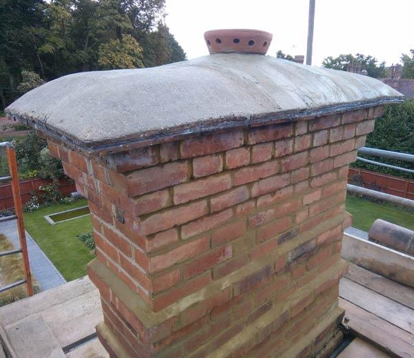 building chimneys