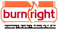 burn right logo